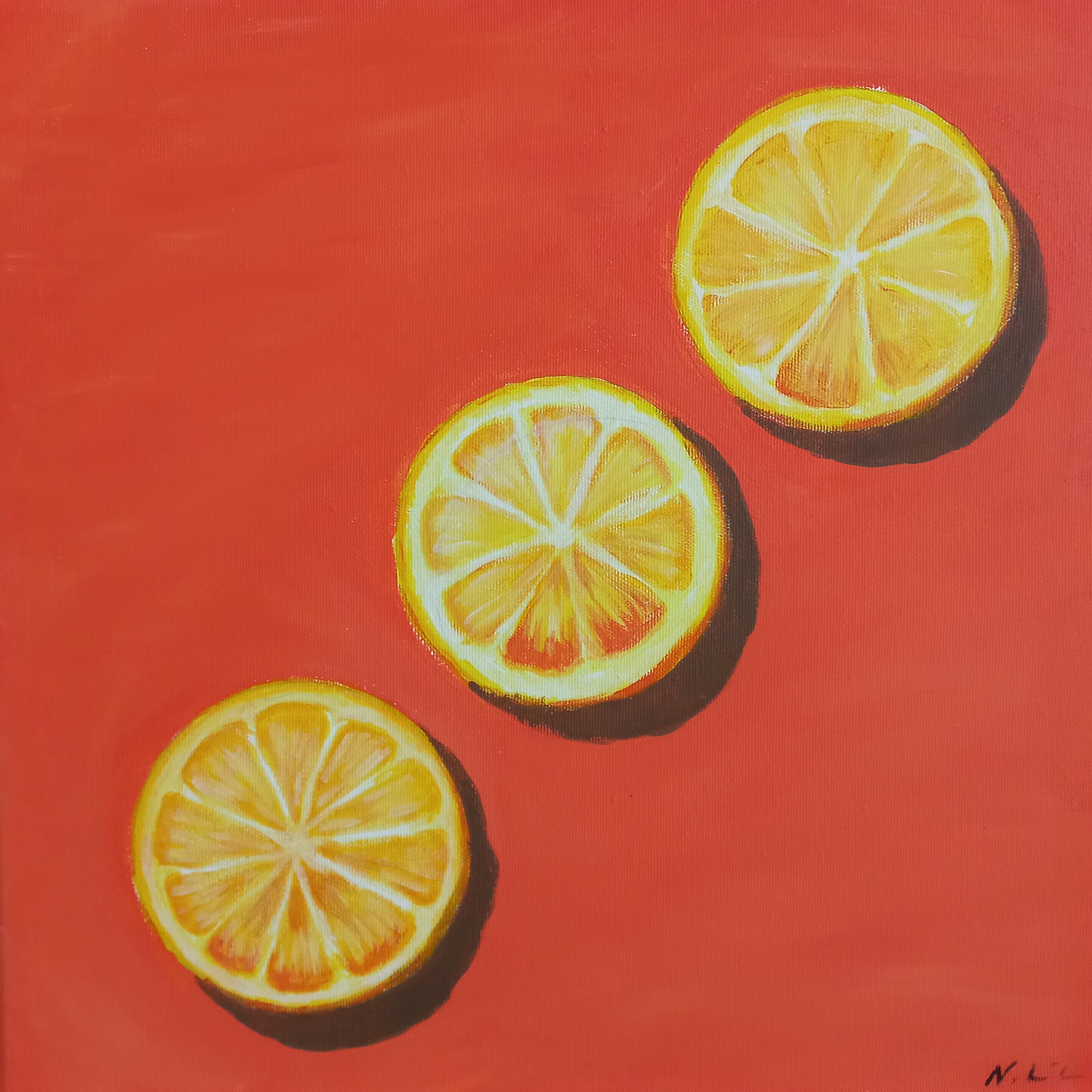 Fantaisie orange